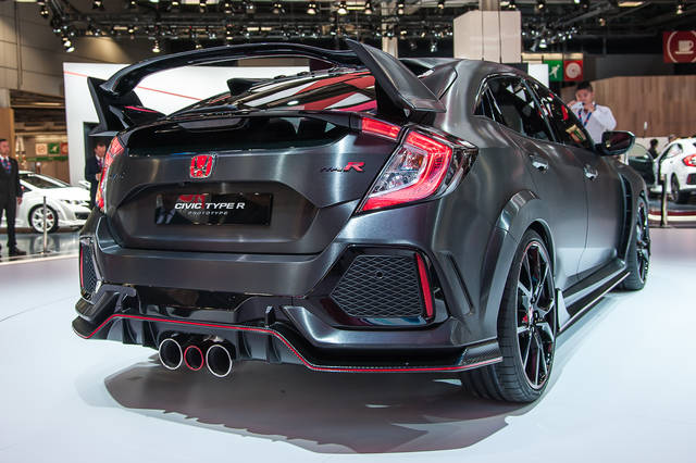 honda civic type r ecco come sar. Black Bedroom Furniture Sets. Home Design Ideas
