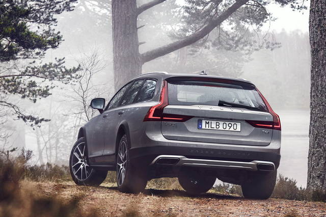 Volvo V90: annunciata la Cross Country