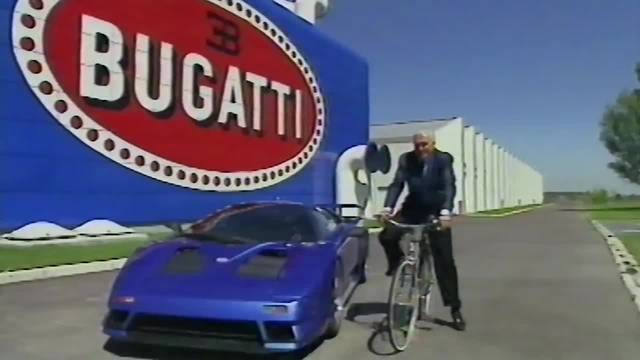 La Fabbrica Blu Il Documentario Sulla Bugatti Di Artioli