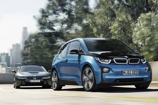 Di scena a Firenze la sostenibilità secondo BMW