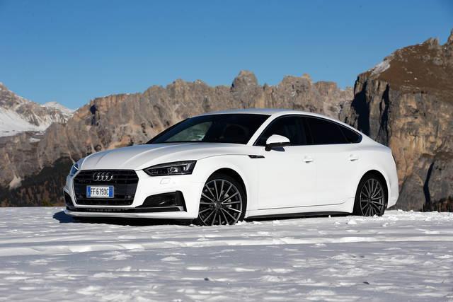 Audi a5 sportback prezzi usato 11