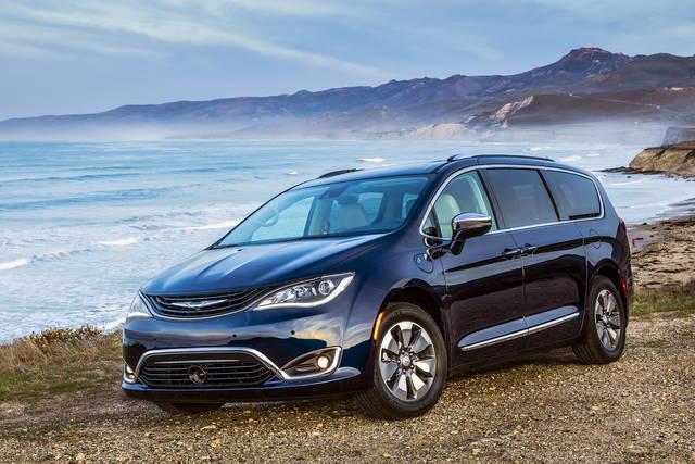 Chrysler Pacifica Hybrid Iniziate Le Vendite Negli Usa