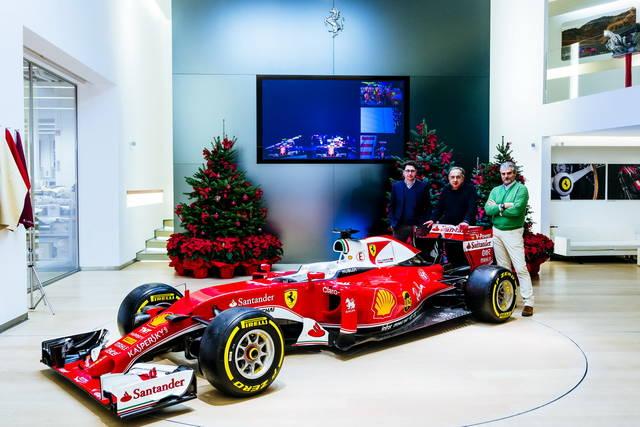 Formula 1: gli obiettivi della Ferrari per il 2017