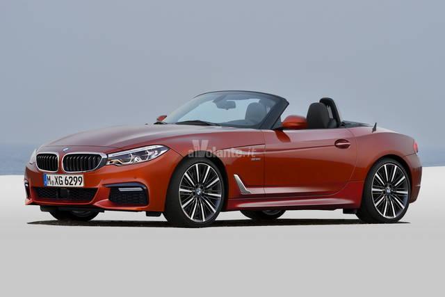 BMW Z5: torna il tetto in tela