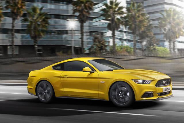 Ford: anche la Mustang sarà ibrida