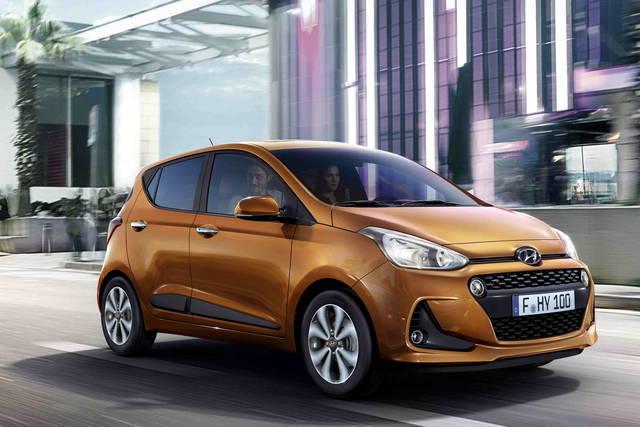 """Hyundai i10: """"porte aperte"""" per l'edizione 2017"""