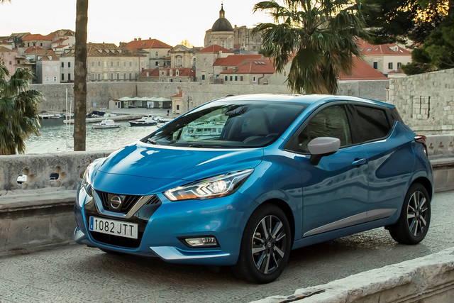 Nissan Micra: da marzo 2017 nelle concessionarie