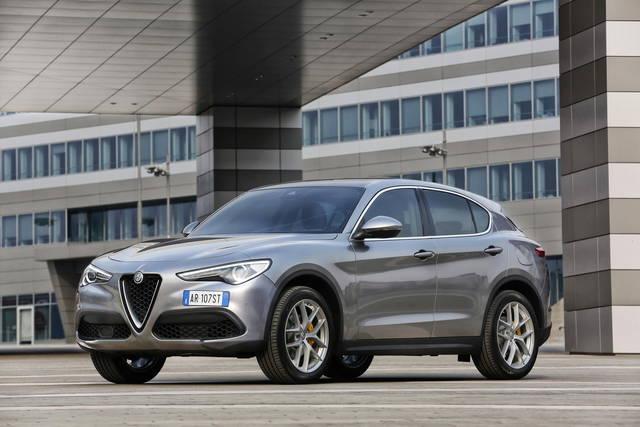 L'Alfa Romeo Stelvio e le sue rivali: quale piace di più?