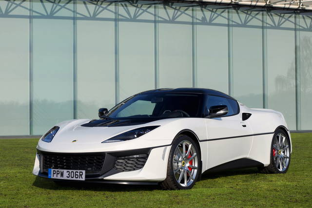 Una Lotus Evora per ricordare l'Esprit di James Bond