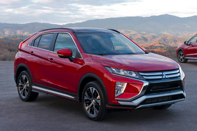 Mitsubishi Eclipse Cross: salto di qualità
