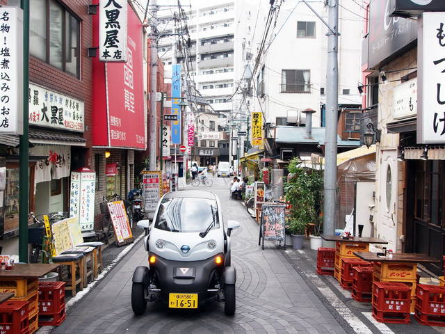 Nissan: un nuovo car sharing elettrico