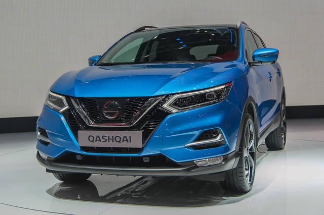 Nissan Qasqhai 2017: più tecnologia e sicurezza