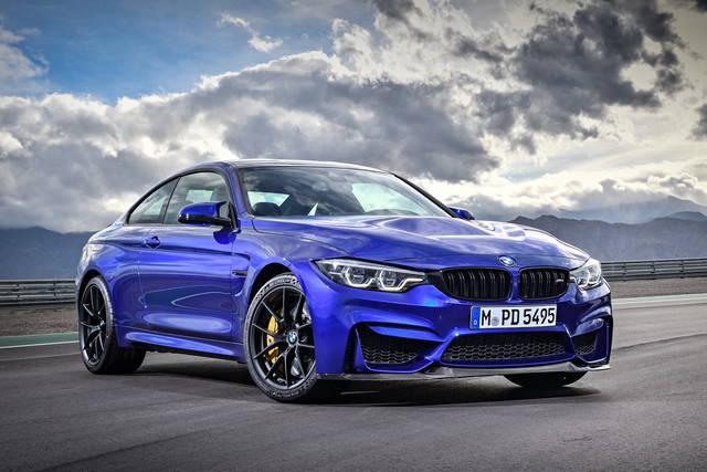 BMW M4 CS: più cavalli e nuova aerodinamica