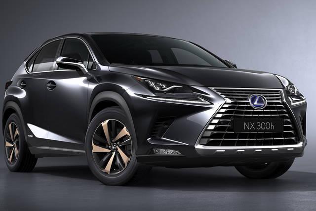"""Lexus NX: più """"cattiva"""" dopo il restyling"""