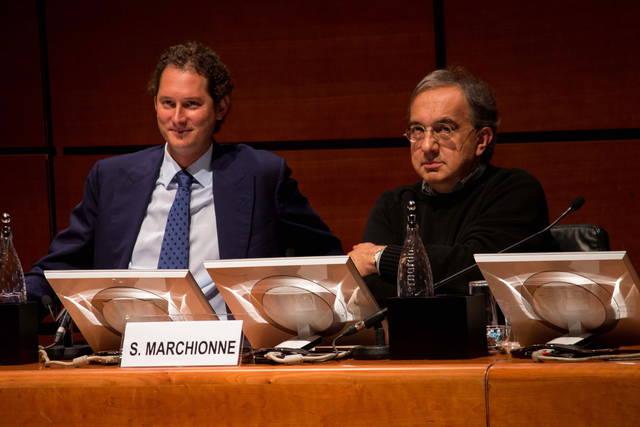 Elkann: Marchionne lascerà la FCA a fine 2018