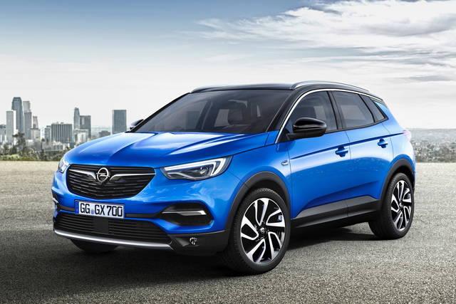 Opel Grandland X: svelata la nuova suv