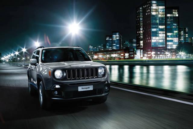 Jeep Renegade: arriva la versione a Gpl