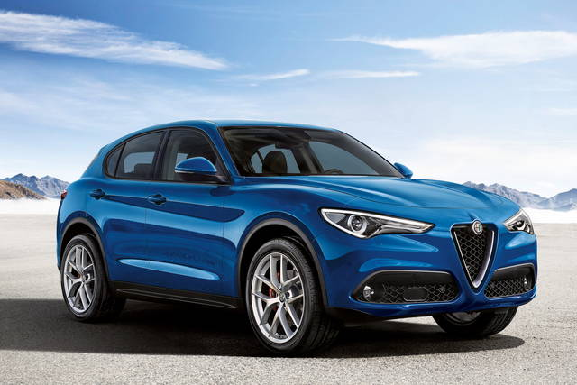 alfa romeo stelvio la 2 2 turbo 180 cv ora 4x4. Black Bedroom Furniture Sets. Home Design Ideas