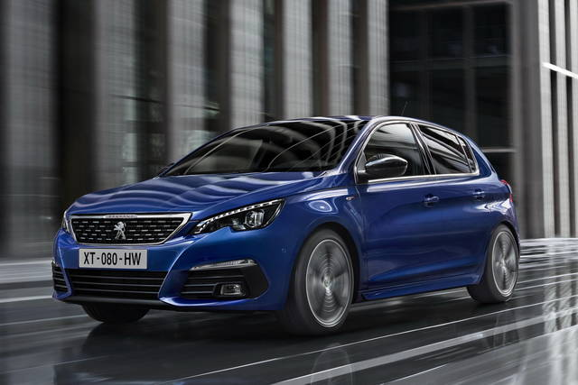 Peugeot 308: arriva il restyling