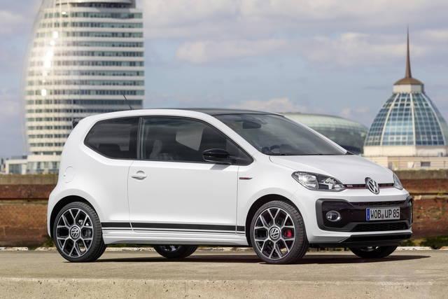 Volkswagen up! GTI: sulla piccola arrivano 115 CV