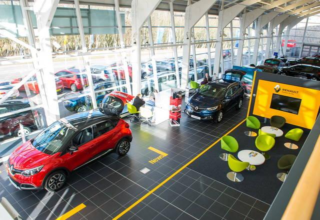 Mercato europeo dell'auto: +7,7% a maggio 2017