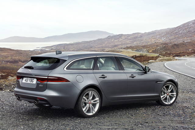 jaguar xf sportbrake wagon all 39 inglese. Black Bedroom Furniture Sets. Home Design Ideas