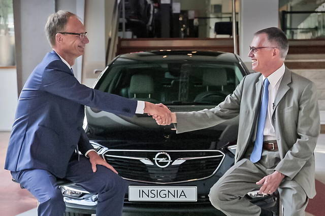 La Opel confluisce nel gruppo PSA