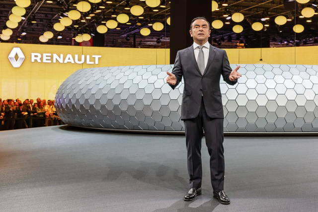 Renault: pronta la riconferma di Ghosn?