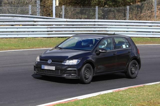 Schema Elettrico Golf 6 : Volkswagen golf eccola su strada