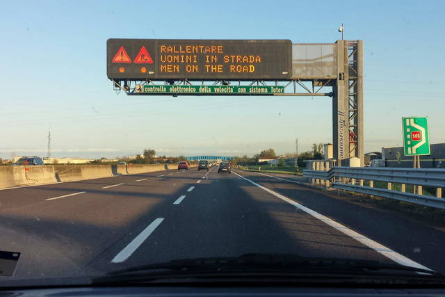 Tutor: Autostrade non è proprietaria del software