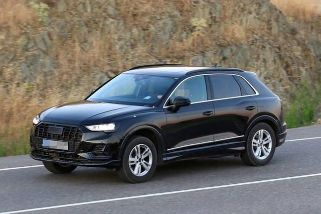 Audi Q3 2018 Il Debutto 232 Vicino