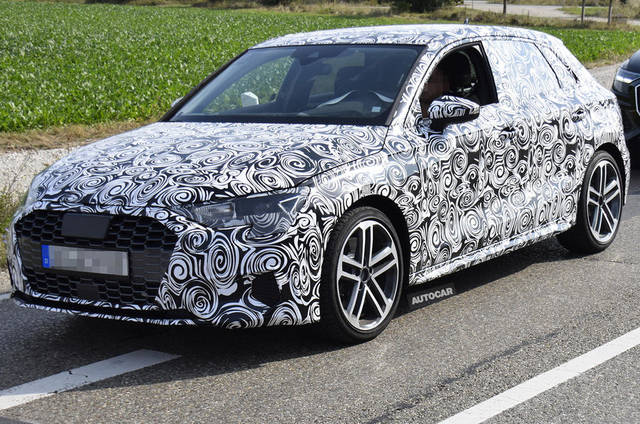 Audi A3 2019 Le Prime Immagini