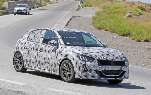 La Nuova Peugeot 208 Sara Anche Elettrica