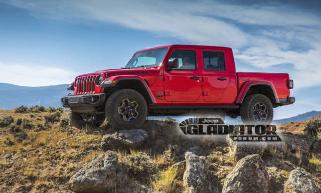 Jeep Gladiator debutto imminente