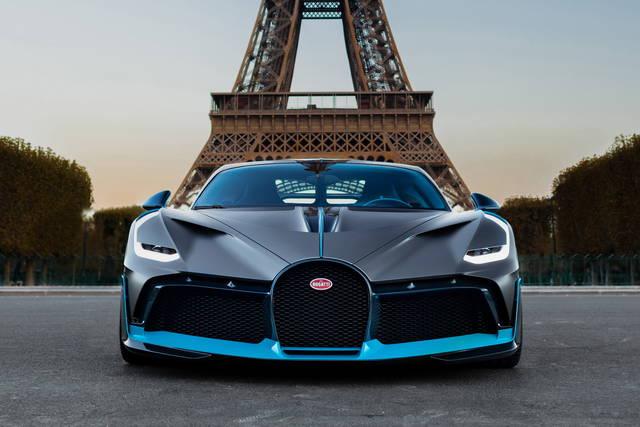 Niente suv per la Bugatti