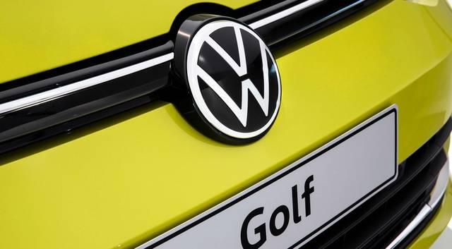 volkswagen golf la presentazione in diretta. Black Bedroom Furniture Sets. Home Design Ideas