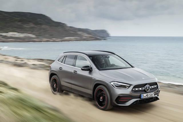 La Mercedes batte (ancora) BMW e Audi
