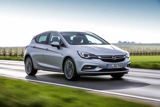 Opel Astra: arriva il motore a metano ecoM