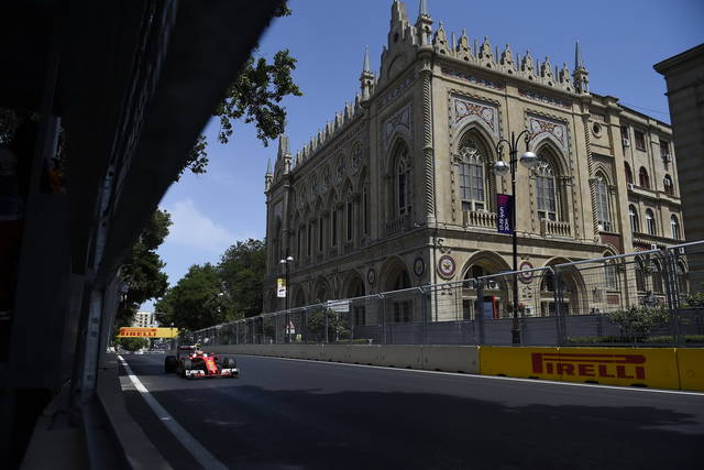 Formula 1 25/6 Azerbaijan 2017: orari tv qualifiche e gara