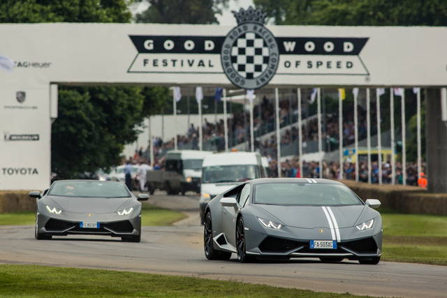 Goodwood Festival of Speed: al via l'edizione 2017