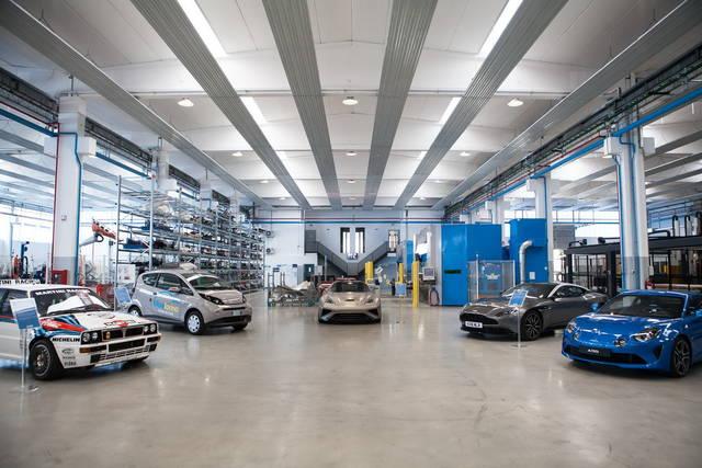 Cecomp: inaugurata la fabbrica...