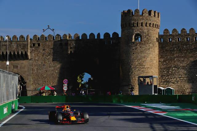 GP Baku F1 2017, Vettel: