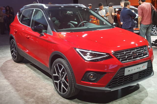 "Seat Arona: la piccola suv ""made in Spain"""
