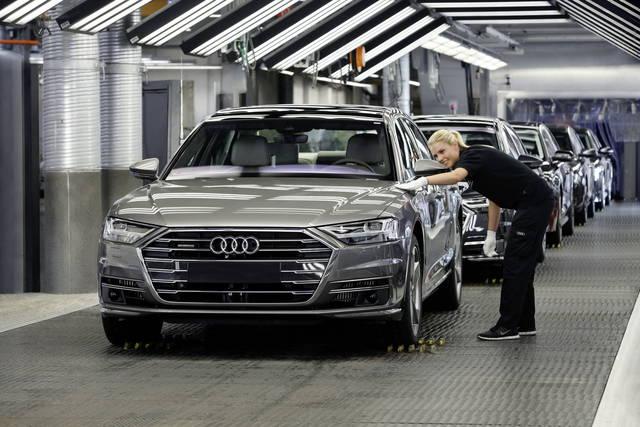 Audi A8: un approfondimento sulla tecnica