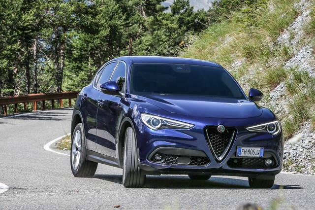 Alfa Romeo Stelvio: la suv per chi ama la guida