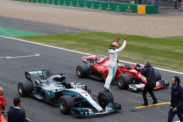 Formula 1 2017, risultato qualifiche Gp di Gran Bretagna: pole di Hamilton. Orari diretta gara in Tv