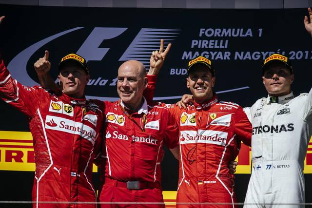 Formula 1 2017, risultato gara Gp Ungheria: vince Vettel. Classifica e calendario