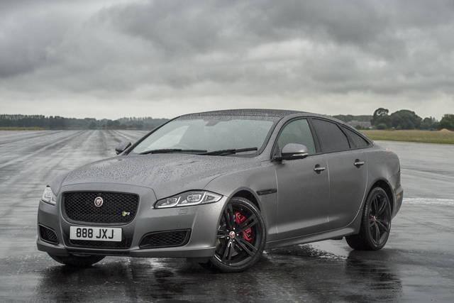 Jaguar xj 2018: piccole modifiche e la xjr575