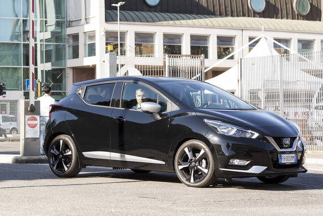 """Nissan Micra, dall'elettronica una """"mano"""" in città"""