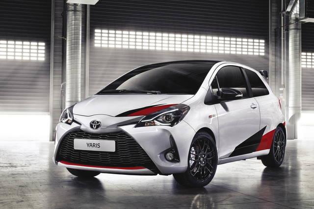 Toyota Yaris GRMN: in Italia a 29.900 euro